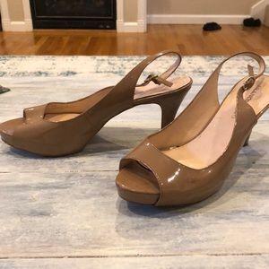 Franco Sarto 2 1/2 inch heels